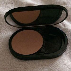 "3/$15 Sephora full size powder compact in ""petal"""